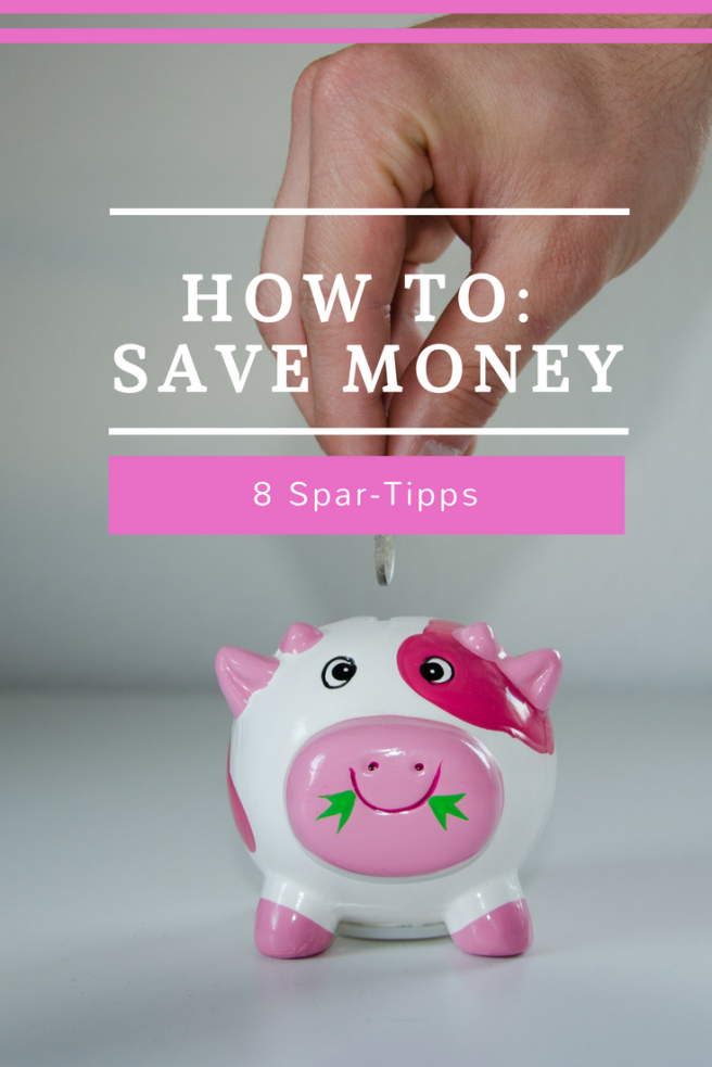 How To_ save money